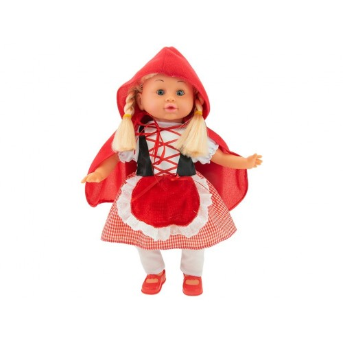 Bambola di Cappuccetto Rosso
