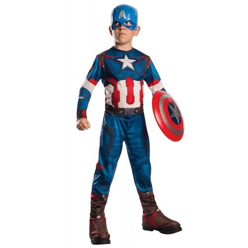 Costume Capitan America Avengers