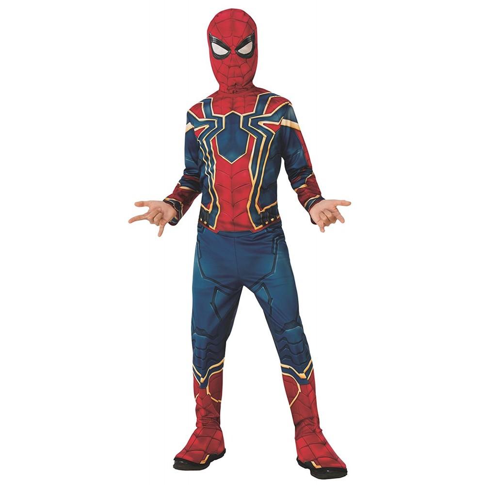 Costume Spiderman Avengers