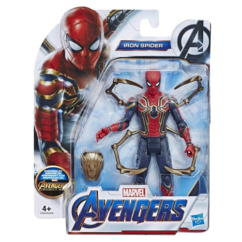 Action Figure Spiderman Avengers