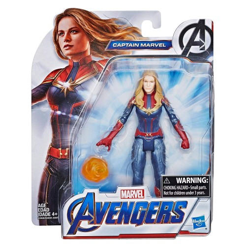 Action figure Capitan Marvel Avengers