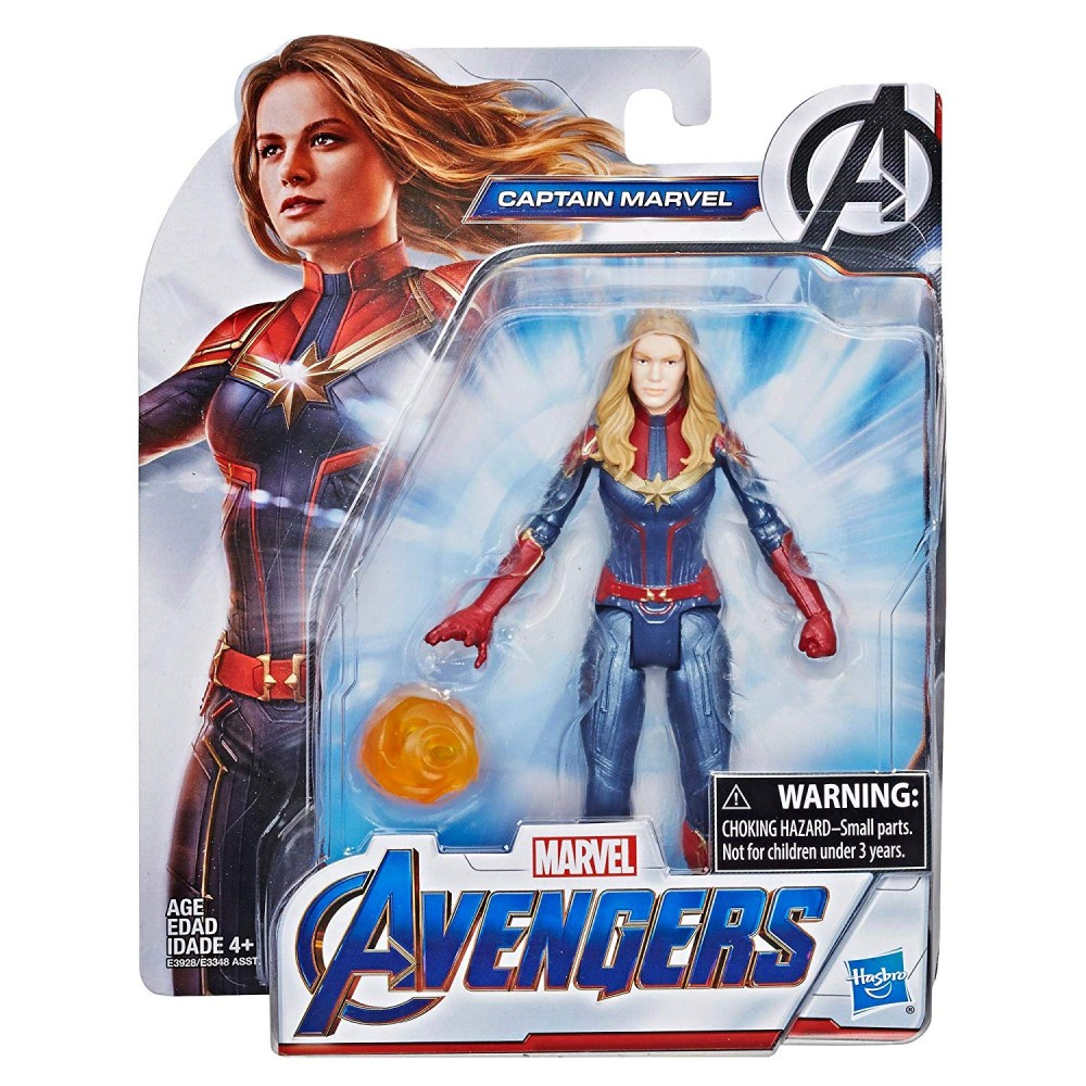 Action figure Capitan Marvel Avengers