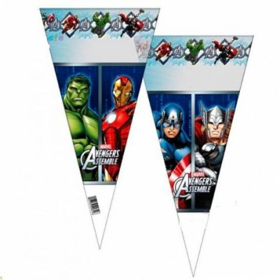 Bustine Avengers, confezione da 20 pz