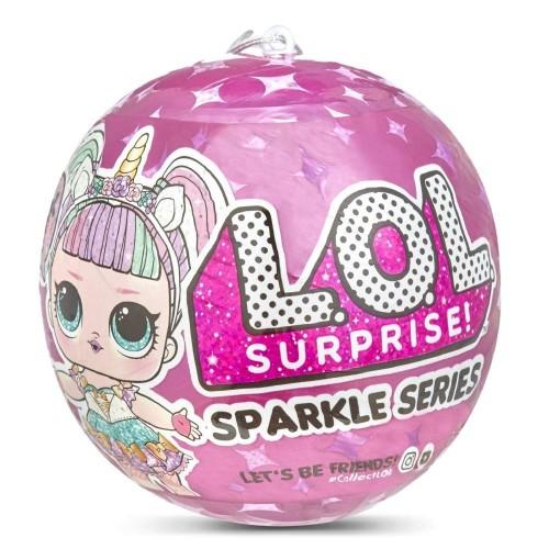LOL Sparkle con Sorprese e Accessori - Giochi Preziosi