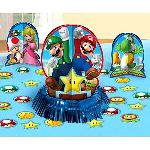 Centrotavola Super Mario Bros, 12,5 cm