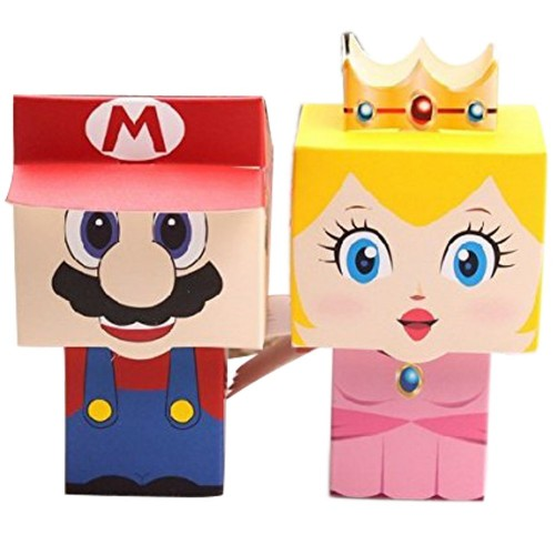 Portaconfetti Super Mario Bros