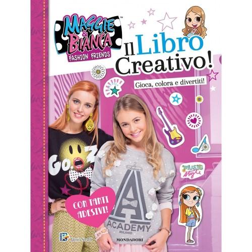 Libro creativo di Maggie & Bianca Fashion Friends