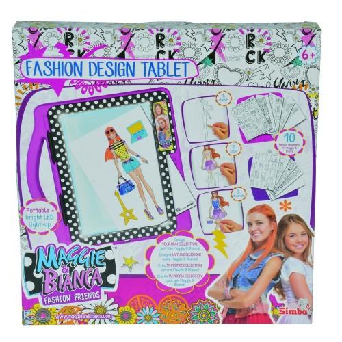 Fashion Design Tablet di Maggie & Bianca