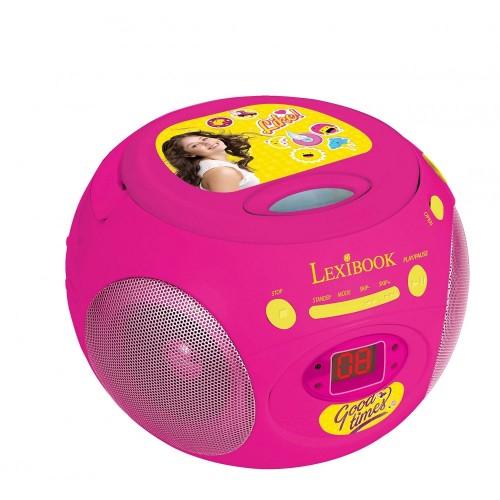 Lettore Radio CD di Soy Luna