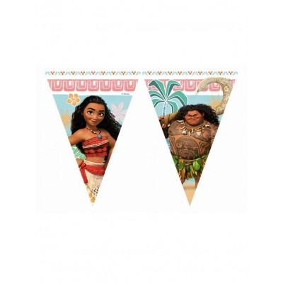 Festone a bandierine Oceania Disney