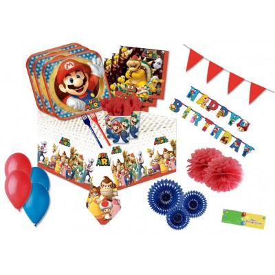 Kit 24 persone Super Mario Bros