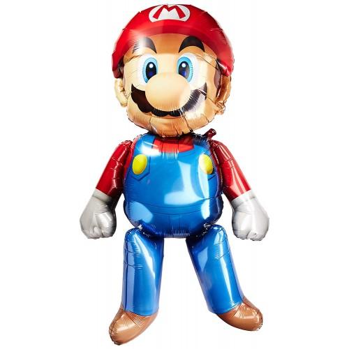 Airwalker Super Mario Bros originale, palloncino gigante