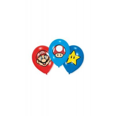 Palloncini in lattice Super Mario Bros