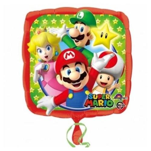 Mini foil Super Mario Bros