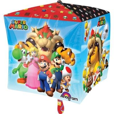 Palloncino cubo Super Mario Bros
