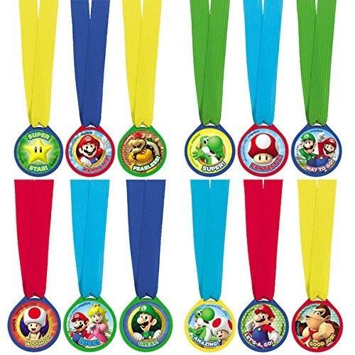 Bedgemini Super Mario Bros, confezione da 12