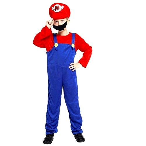 Costume Super Mario Bros