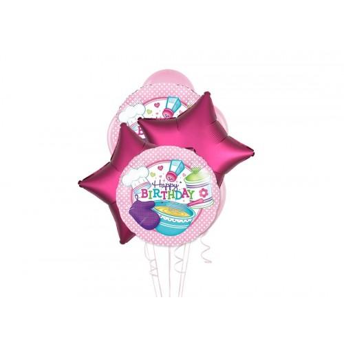 Composizione di palloncini - Little Chef