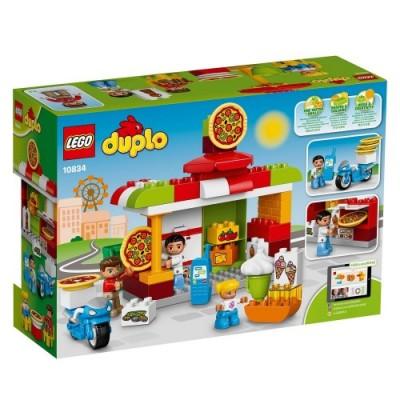 lego duplo town pizzeria 10834