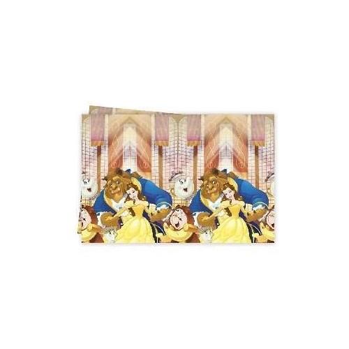 Tovaglia La Bella e la Bestia - Disney