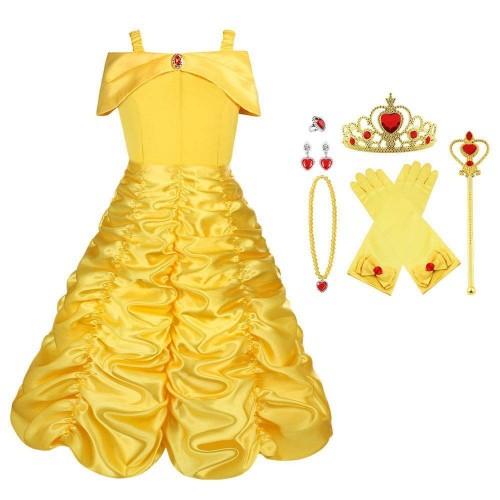 Costume Principessa Belle - Disney