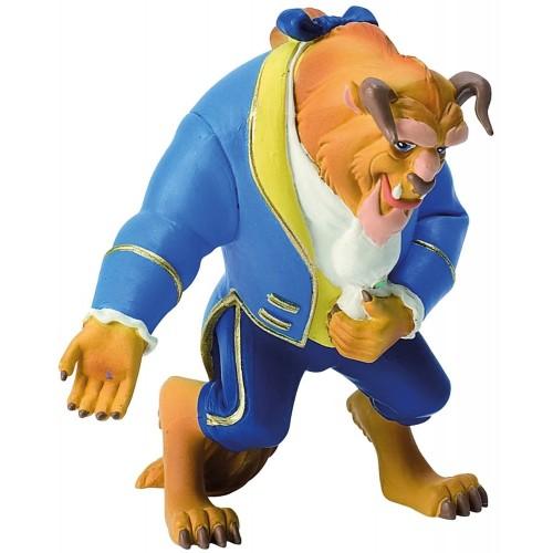 Modellino personaggio la Bestia - Disney