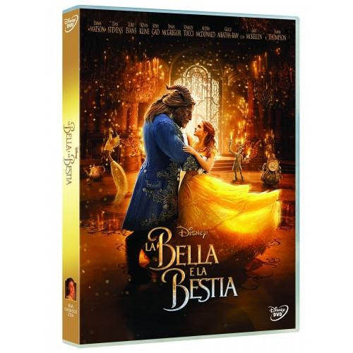 Film La Bella e La Bestia - DVD e Blue Ray - 2017