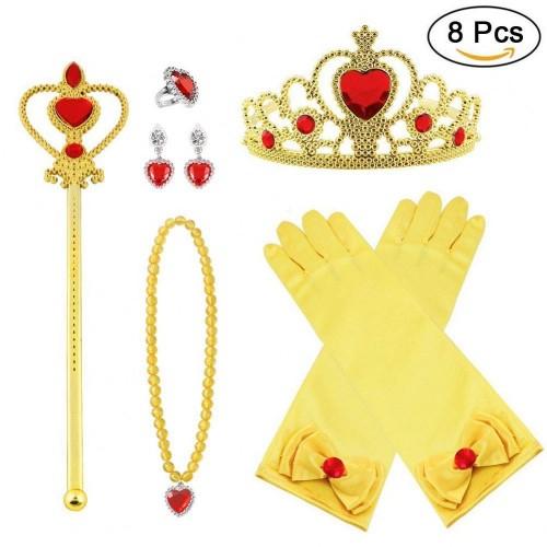 Accessori per travestimento Principessa Belle