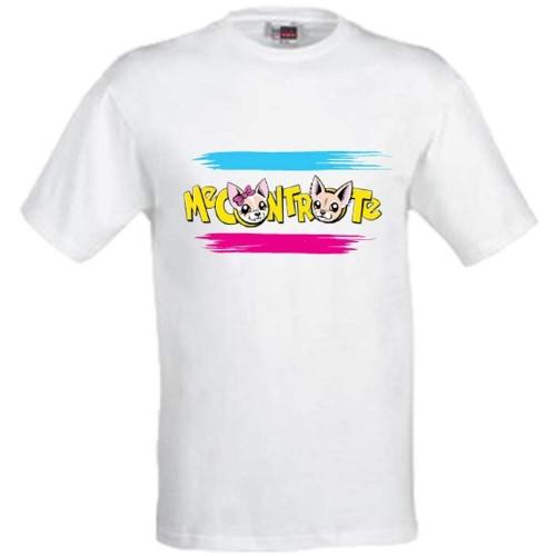T-Shirt Me Contro Te/ Unicorno