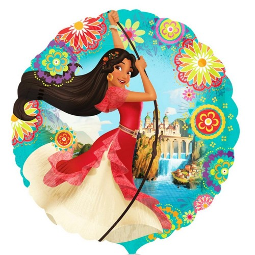 Palloncino tondo di Elena of Avalor