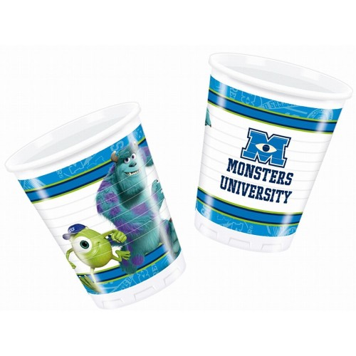 Bicchieri Monster University