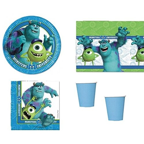 Kit 40 persone Monster University