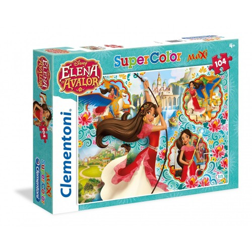 Puzzle di Elena of Avalor - 104 Pezzi