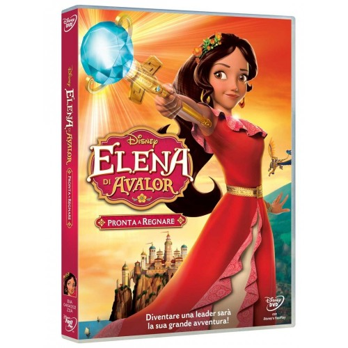 Film Elena Di Avalor: Pronta a Regnare in DVD