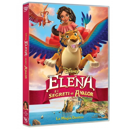Film Elena E i Segreti Di Avalor - La Magia Dentro