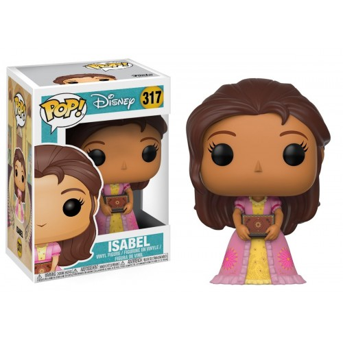 Funko - Pop Viniledi Elena of Avalor principessa Isabel