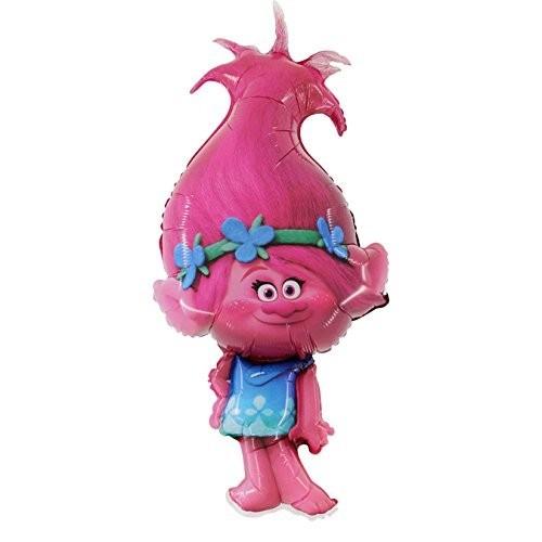 Palloncino Principessa Poppy - Trolls