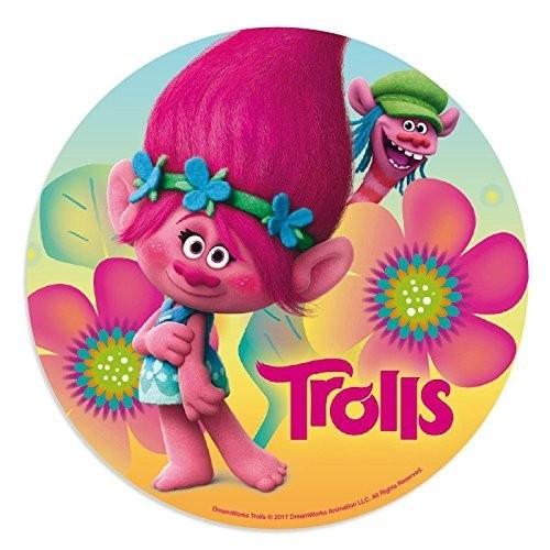 Cialda Trolls personalizzabile