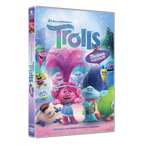 Film Trolls - Missione Vacanze (2018) in DVD