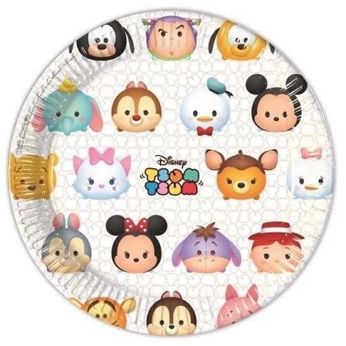 Piatti Tsum Tsum Disney