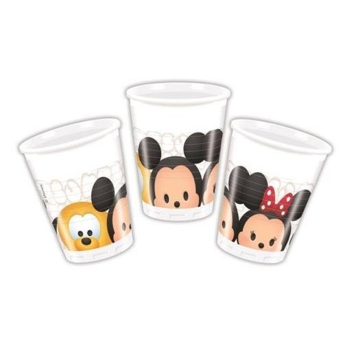 Bicchieri Tsum Tsum Disney