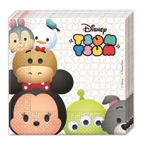 Tovaglioli Tsum Tsum Disney