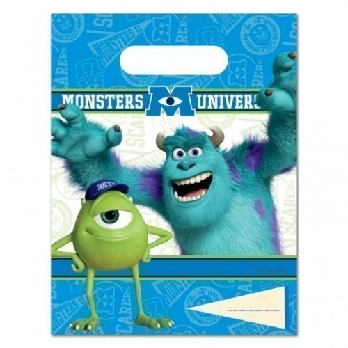 Sacchetti Monster University