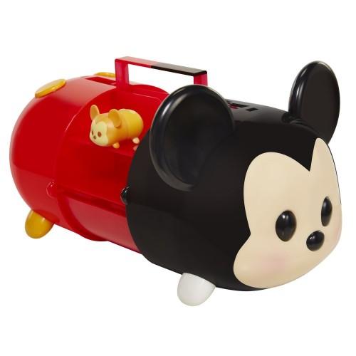 Tsum Tsum 01731Mickey Mouse Collector Case con Figura Esclusiva