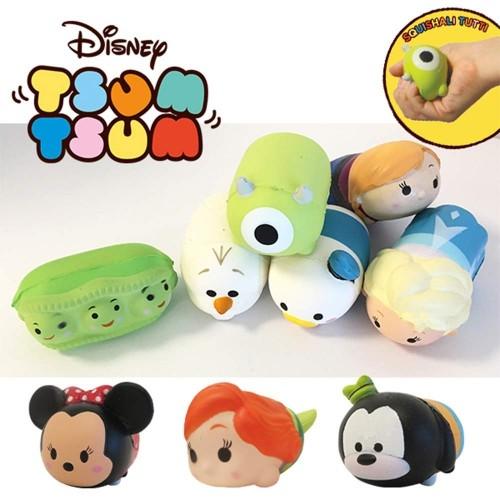 Squishy personaggi Tsum Tsum Disney