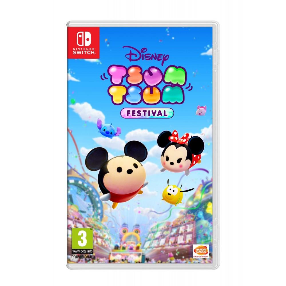 Videogioco Tsum Tsum Festival - Nintendo Switch, idea regalo