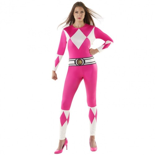Costume Pink Power Rangers