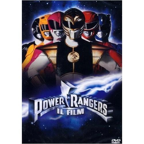 Film Power Rangers the movie (1995)
