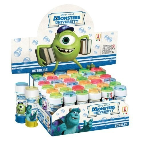 Bolle di sapone Monster University