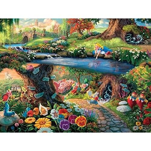 Puzzle di Alice in Wonderland